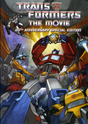 Transformers The Movie DVD Vergläicher