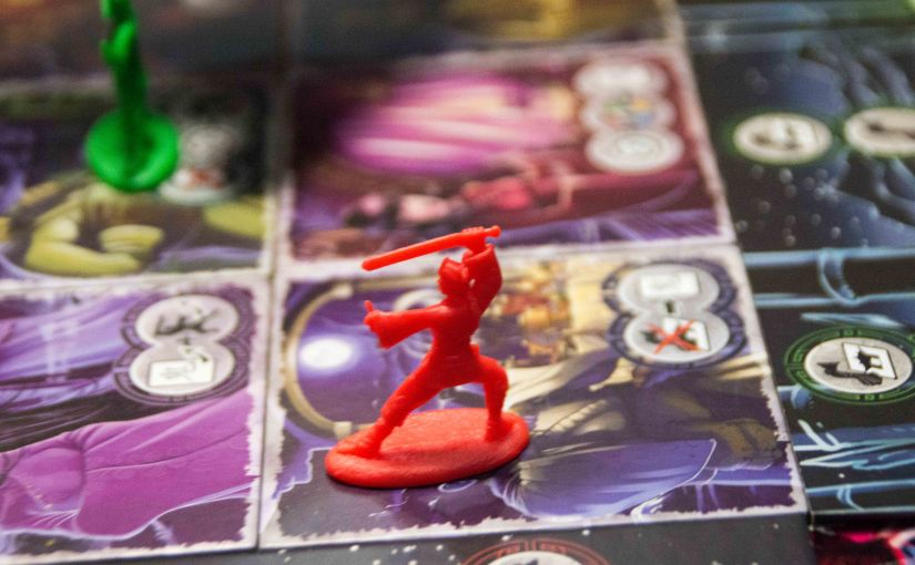 Inked Geeks Boardgame Day January2016