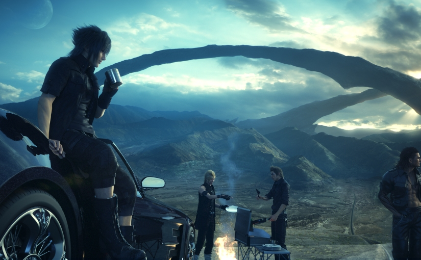 Final Fantasy XV is Officially Launching in2016