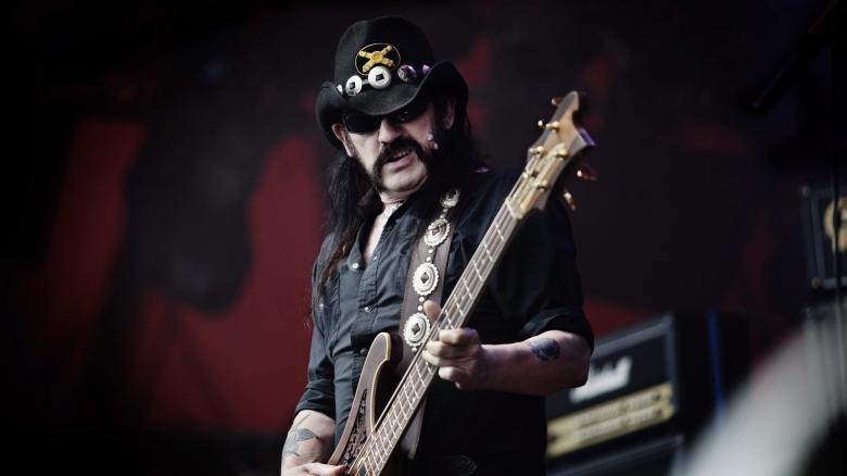Lemmy, Motörhead frontman, dies at70