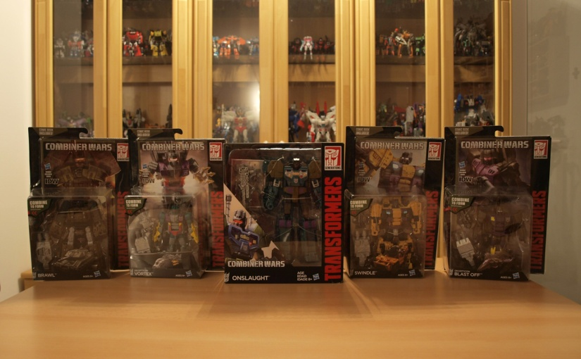 Transformers Generations Combiner WarsBruticus