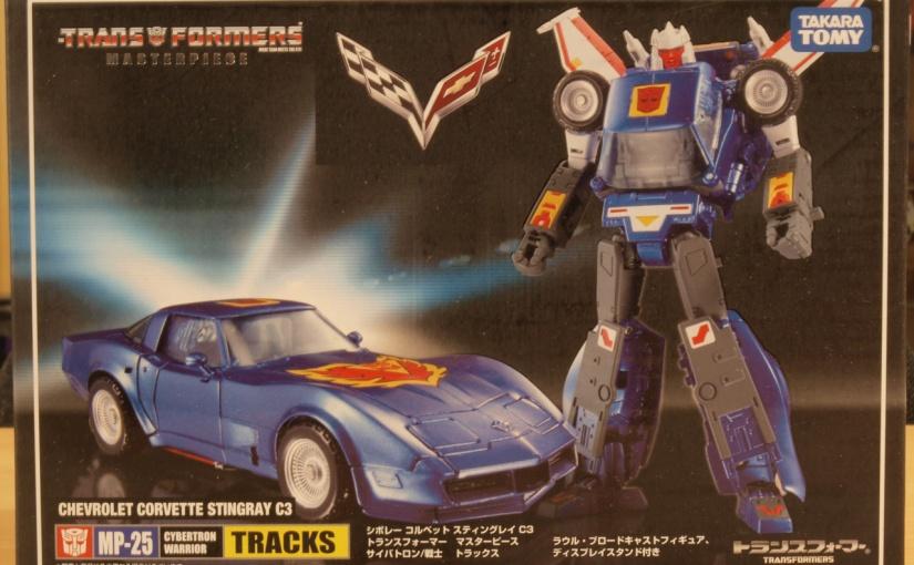 Transformers Masterpiece Tracks
