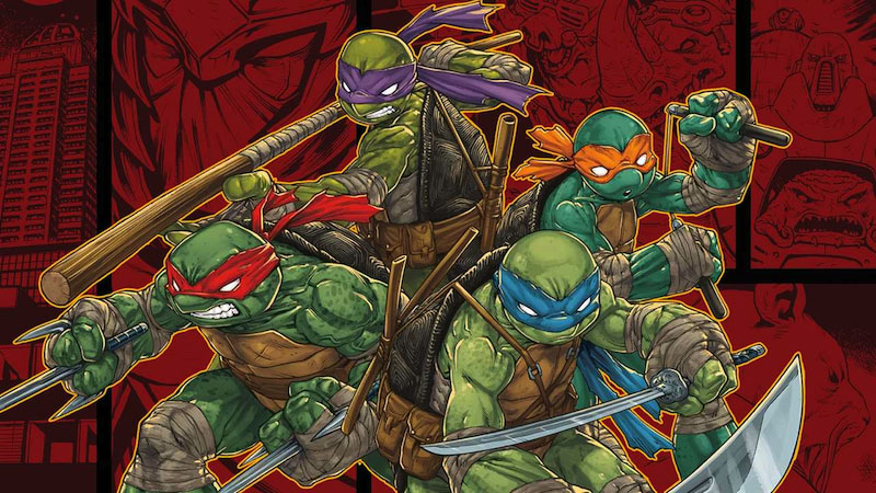 Teenage Mutant Ninja Turtles: Mutants in Manhattan Trailer
