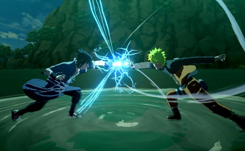 Naruto Shippuden: Ultimate Ninja Storm 4 – OpeningIntro