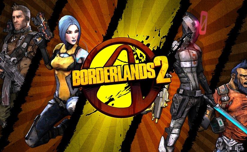 Borderlands 2 – Rat derVier