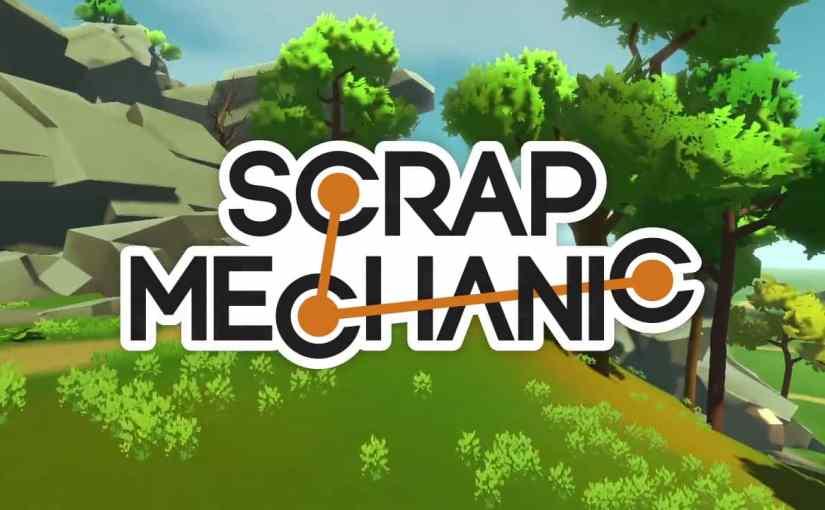 sCRAPmechanic! – Rat derVier
