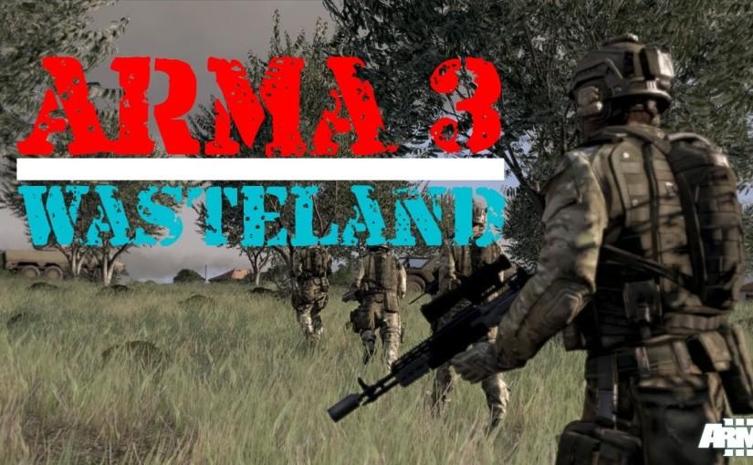 Arma 3 Wasteland – Rat derVier