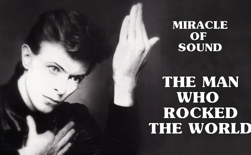 The Man Who Rocked The World (David Bowie tribute)