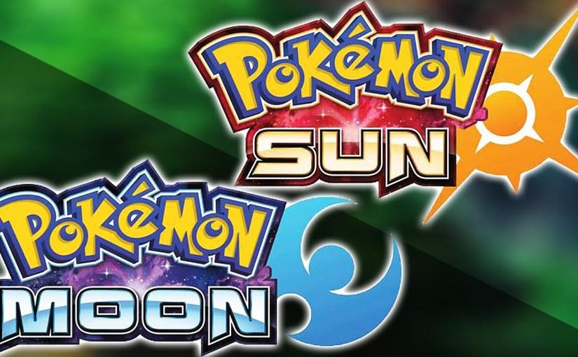 Pokemon Sun and Pokemon Moon Registered byNintendo