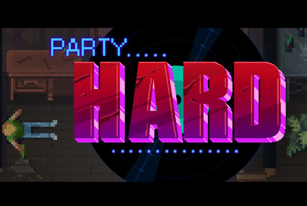 Party Hard Coming to Consoles thisSpring