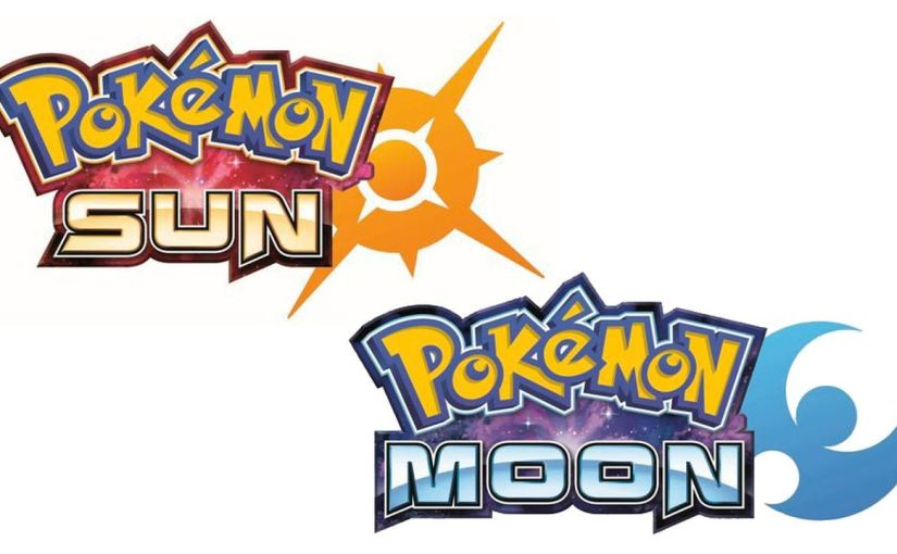 Pokemon Sun and Pokemon Moon Officially Announced for3DS