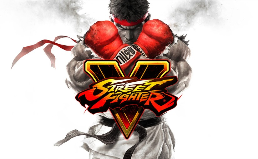 Street Fighter V (PS4 & PC)