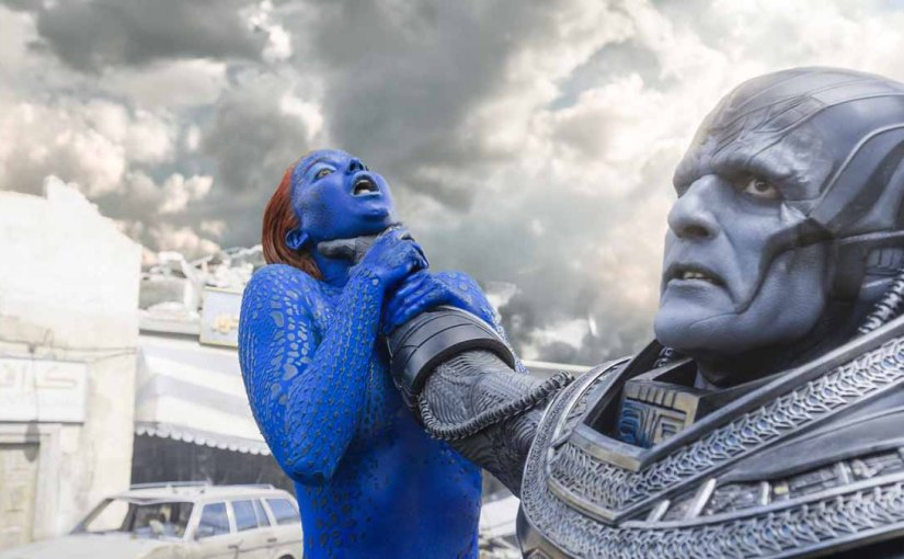 X-Men: Apocalypse Super Bowl TVCommercial