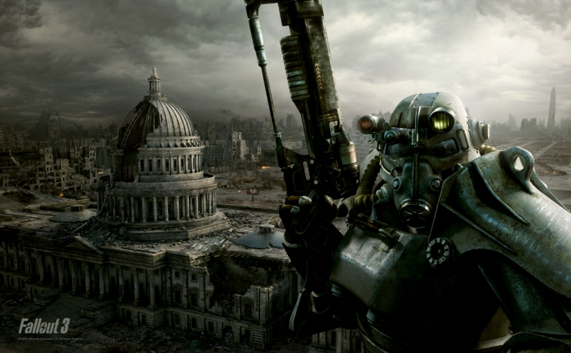 Germany Has Been Lifted The Ban Of Fallout 3