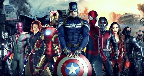 Marvel's Captain America: Civil War – Trailer2