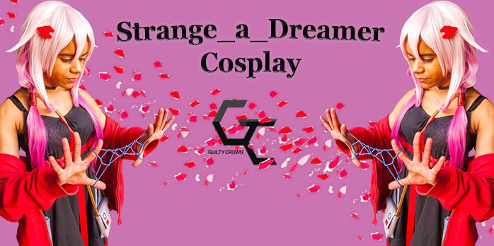 Strange_a_Dreamer Cosplay as InoriYuzuriha