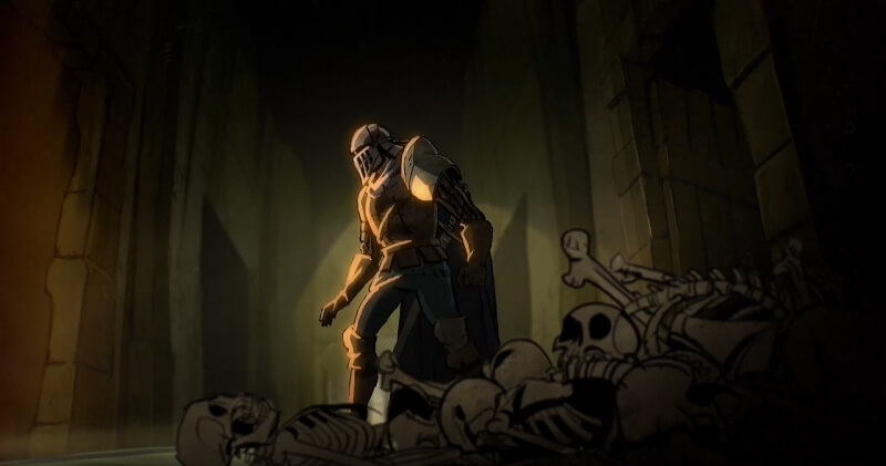 Eli Roth's Dark Souls 3 AnimatedTrailer