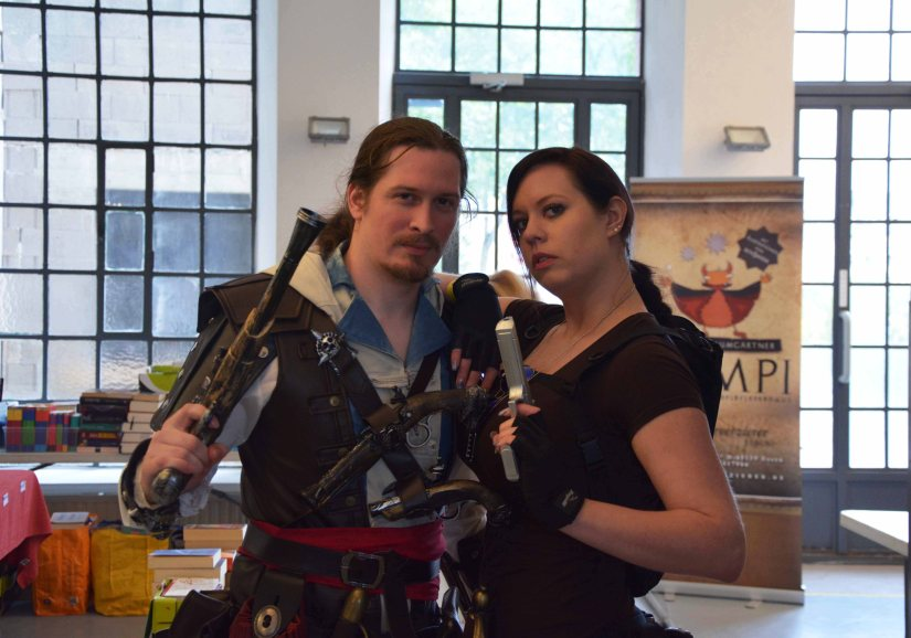 Luxcon 2016 – Cosplay Part5