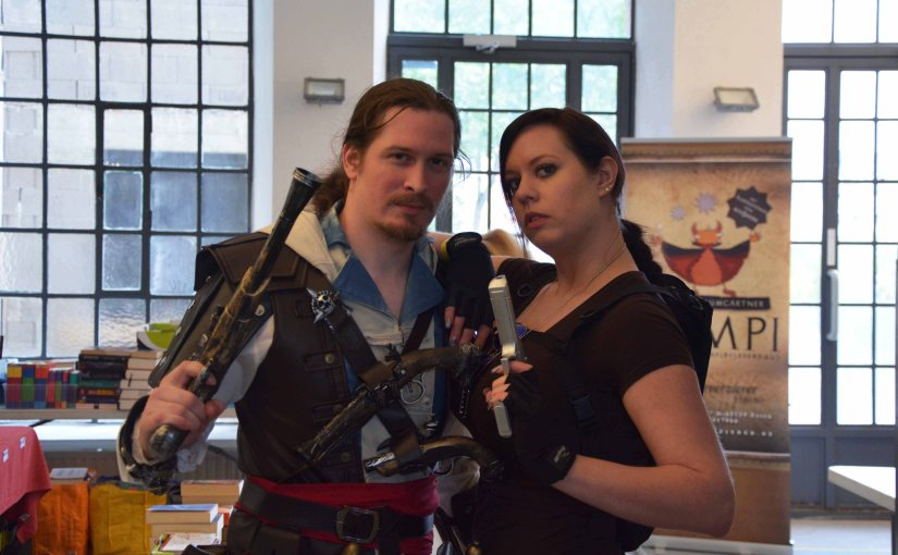 Luxcon 2016 – Cosplay Part 5