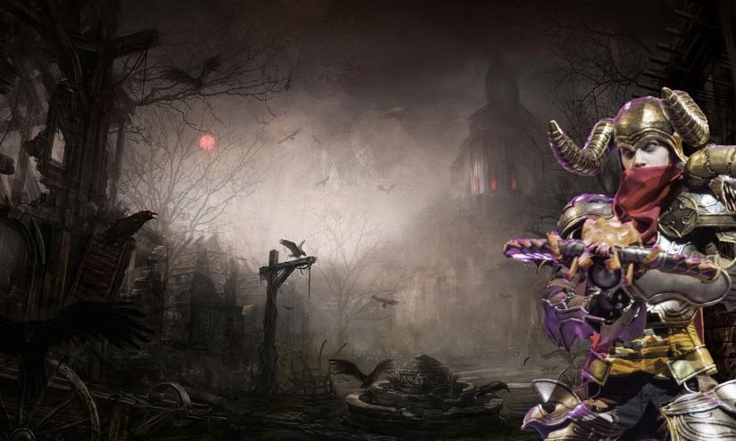 Esmeraude Cosplay – DemonHunter