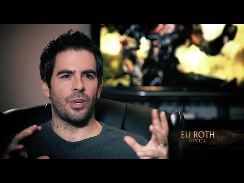 """Eli Roth's Dark Souls Short – """"The Witches"""" (Behind theScenes)"""
