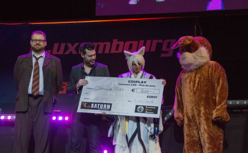 Luxembourg Gaming Xperience – Cosplay Contest Part 2