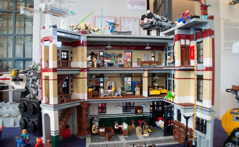 Luxcon 2016 –Lego