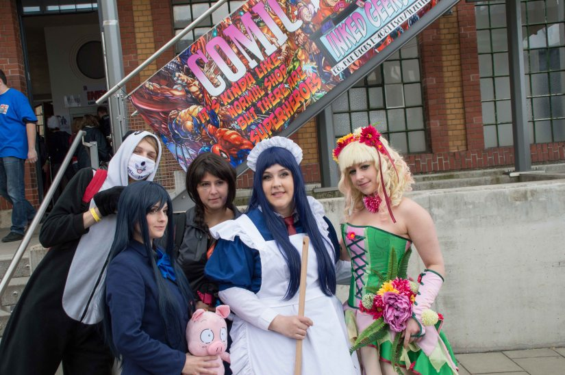Luxcon 2016 – Cosplay Part3