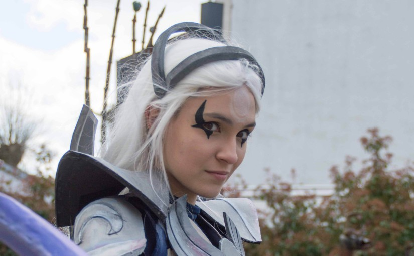 Luxcon 2016 – Diana Cosplay