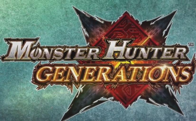 New Trailer for Monster HunterGenerations