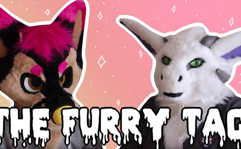 The furry Tag! (ft. Anakin)