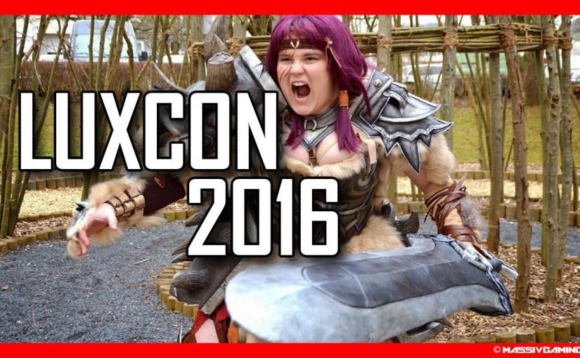 Luxcon 2016 MassivGaming.TV