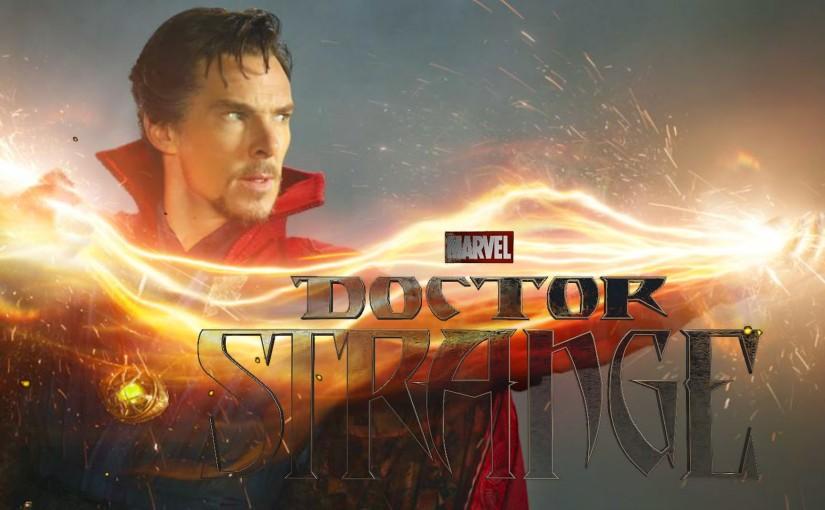 Marvel's Doctor Strange TeaserTrailer