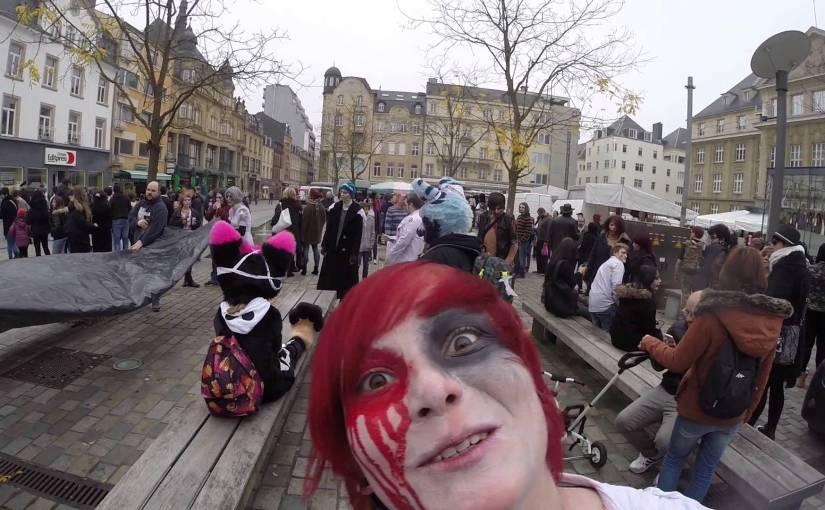 Zombie Walk Luxembourg2015