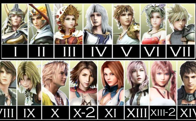 Lost in the Echos – Final Fantasy RetrospectiveLetz/Lux