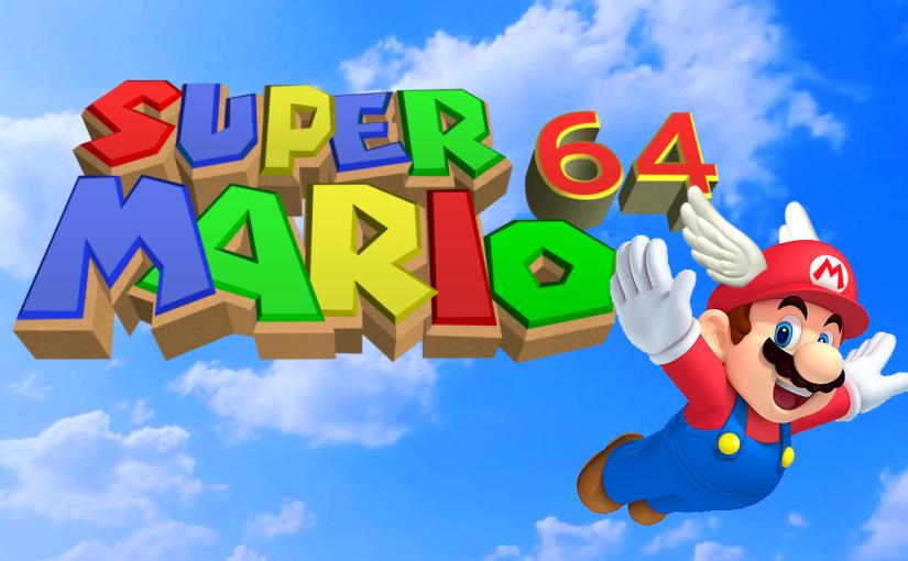 Super Mario 64 – BlackStar