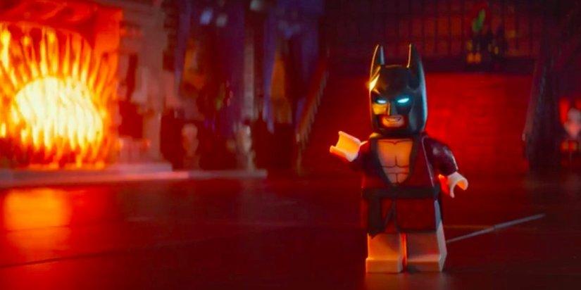The LEGO Batman Movie – Wayne Manor TeaserTrailer