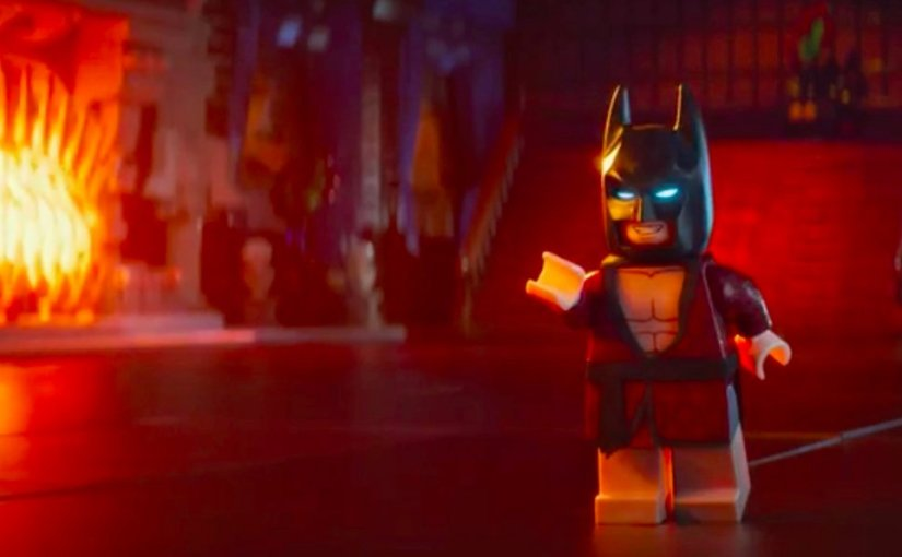 The LEGO Batman Movie – Wayne Manor Teaser Trailer