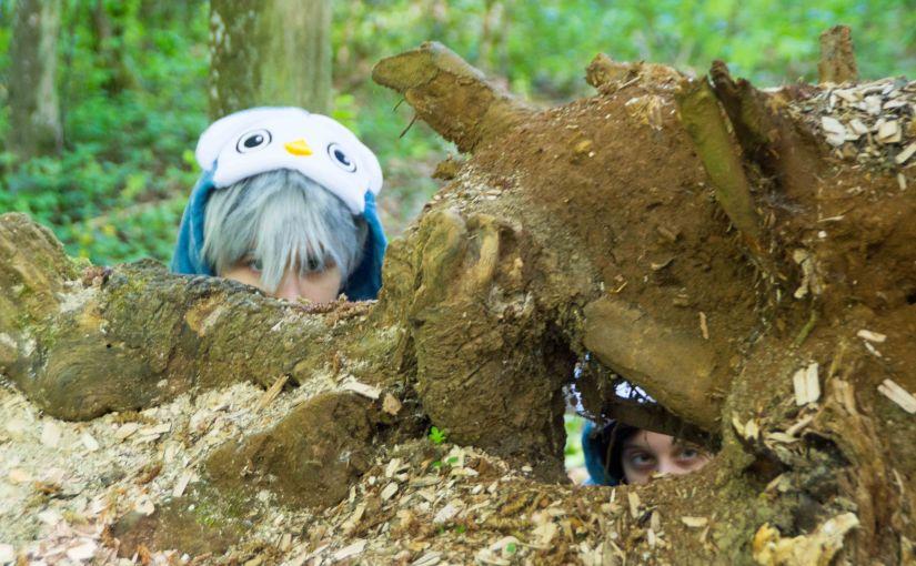 Kigurumi Owl Cosplay
