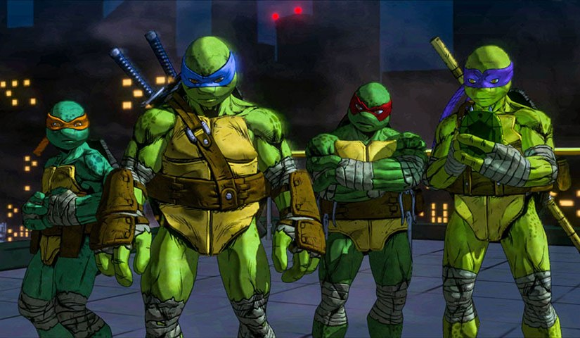 Teenage Mutant Ninja Turtles: Mutants in Manhattan Launch Trailer