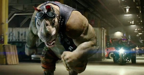 Teenage Mutant Ninja Turtles: Out of the Shadows 'Bebop & Rocksteady' Official Trailer