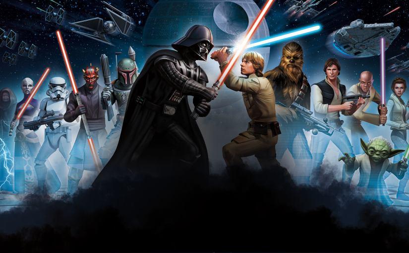 Lost in the Echos – Star WarsRetrospective