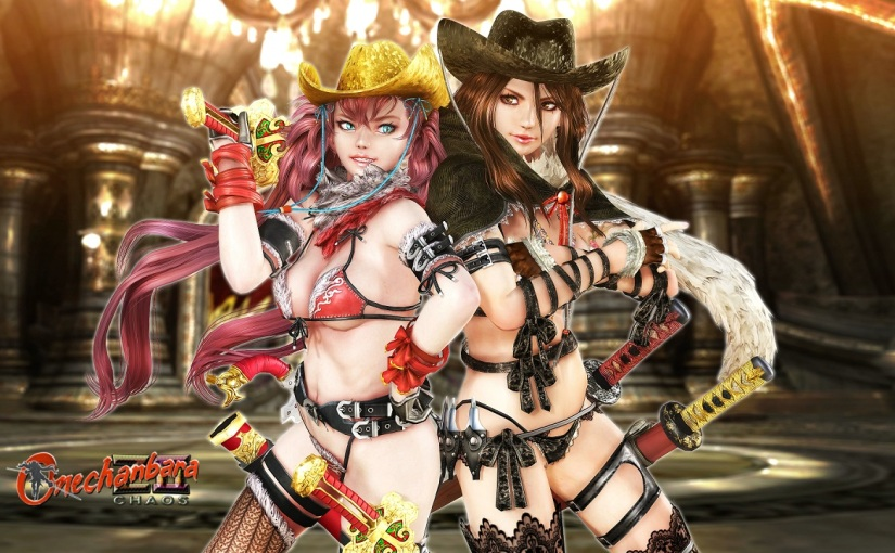 Onechanbara Z2 Chaos Pc Release Geeks Life Luxembourg