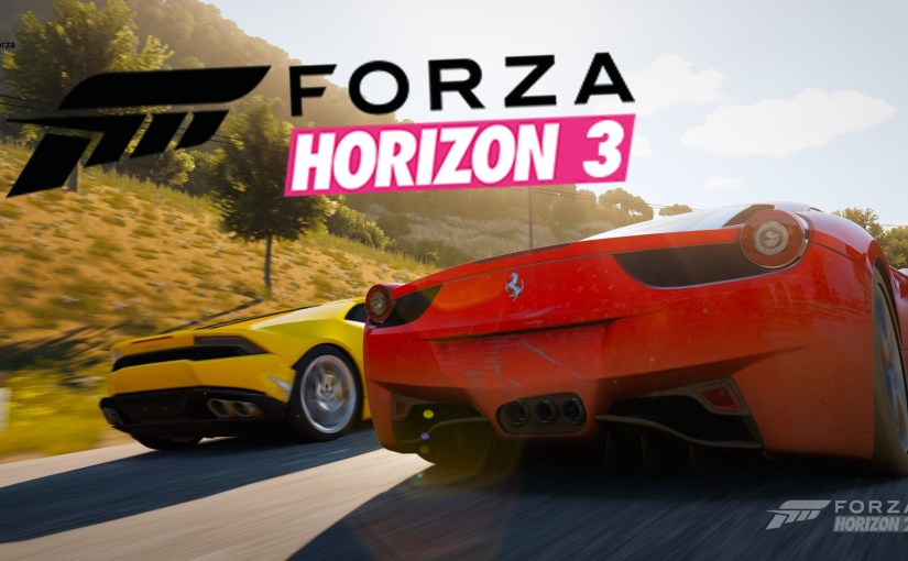 E3 2016 – Forza Horizon 3 Official Trailer