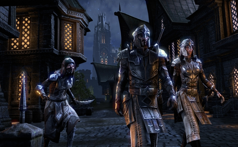 E3 2016 – The Elder Scrolls Online: Dark Brotherhood Trailer