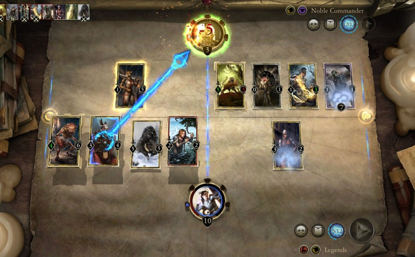 E3 2016: The Elder Scrolls: Legends