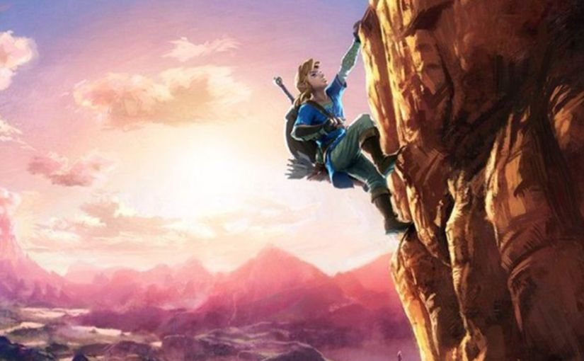 E3 2016 – Legend of Zelda: Breath of the Wild