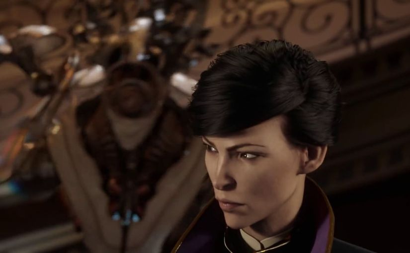 E3 2016: Dishonored 2 Trailer