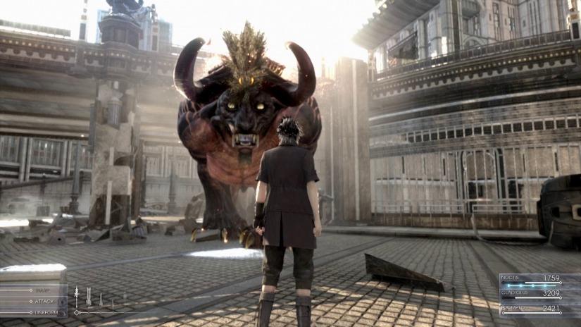 E3 2016 – Final Fantasy XVTrailer