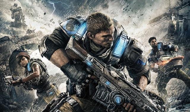 E3 2016 – Gears of War 4 GameplayTrailer